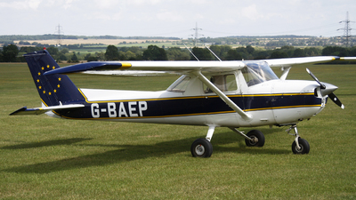A picture of GBAEP - Cessna FRA150L Aerobat - [0170] - © Hawkwind