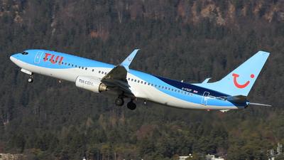 G-FDZF - Boeing 737-8K5 - TUI