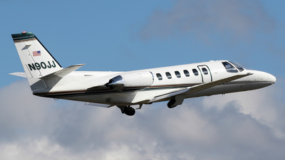 N90JJ - Cessna 550 Citation II - Private
