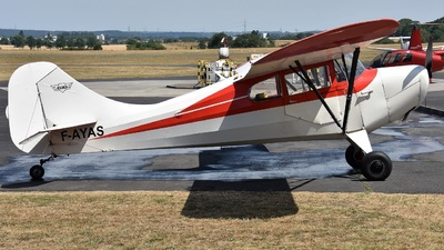 F-AYAS - Aeronca 11AC Chief - Private