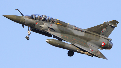 670 - Dassault Mirage 2000D - France - Air Force