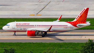 A picture of VTEXF - Airbus A320251N - Air India - © Sandeep Pilania