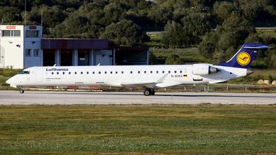 A picture of DACKG - Mitsubishi CRJ900LR - Lufthansa - © Javier Rodriguez - Amics de Son Sant Joan