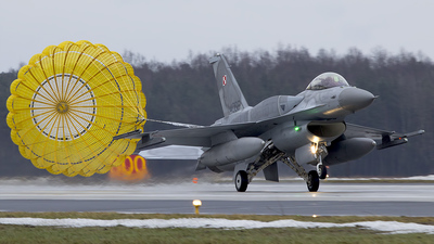4066 - Lockheed Martin F-16C Fighting Falcon - Poland - Air Force
