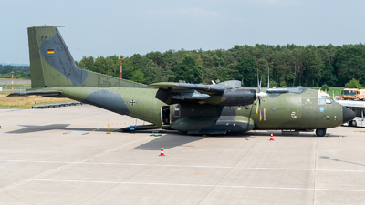 50-83 - Transall C-160D - Germany - Air Force
