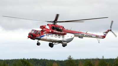 RA-25420 - Mil Mi-8MTV-1 Hip - Aviashelf