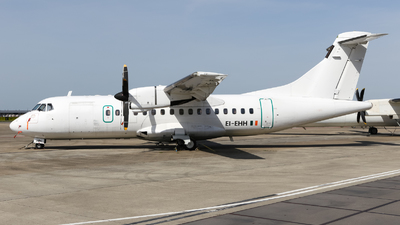A picture of EIEHH - ATR 42300 - [0196] - © Jesse Vervoort