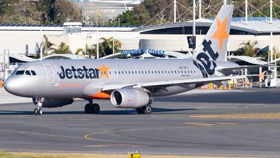 VH-VFJ - Airbus A320-232 - Jetstar Airways