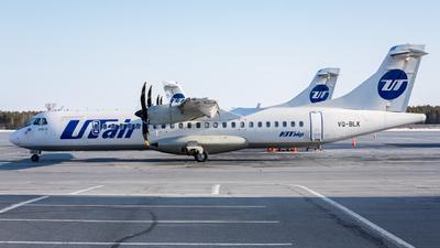A picture of VQBLK - ATR 72500 - UTair - © Michael Baumert