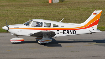 A picture of DEANO - Piper PA28181 - [287890433] - © Kim Philipp Piskol