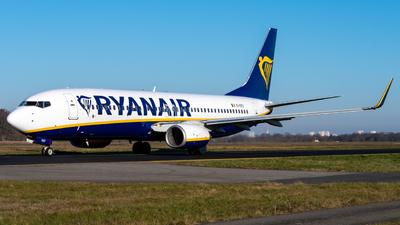 A picture of EIEKZ - Boeing 7378AS - Ryanair - © Alexandre Raineau