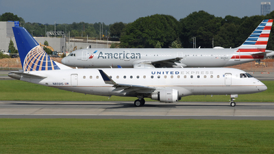 A picture of N89315 - Embraer E175LR - United Airlines - © DJ Reed - OPShots Photo Team