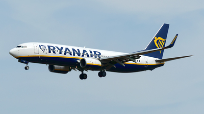 EI-EKG - Boeing 737-8AS - Ryanair
