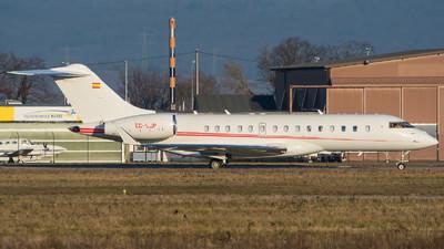 A picture of ECLJP - Bombardier Global Express - [9360] - © Stefan Gschwind