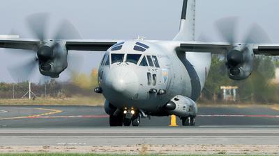 2706 - Alenia C-27J Spartan - Romania - Air Force