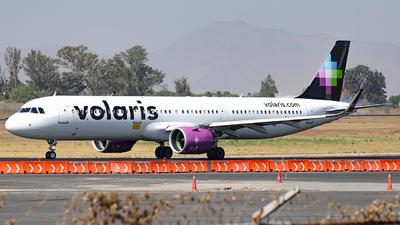 N537VL - Airbus A321-271N - Volaris