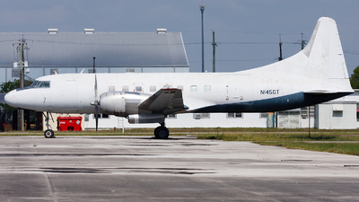N145GT - Convair C-131B Samaritan - Private