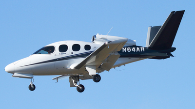 A picture of N64AR - Cirrus SF50G2 Vision - [0221] - © Connor Cummings