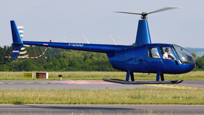 F-GVAF - Robinson R44 Clipper - Private