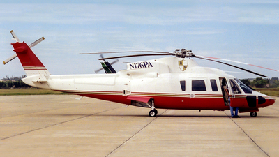 N176PA - Sikorsky S-76A - CHC Helicopters
