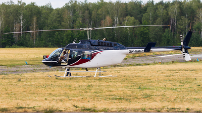 SP-RMR - Bell 407 - Private