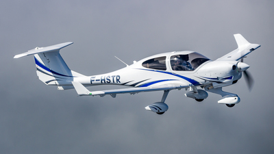 F-HSTR - Diamond DA-40NG Diamond Star - European Aero Training Institute Strasbourg (E.A.T.I.S)