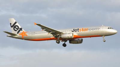 VH-VWU - Airbus A321-231 - Jetstar Airways