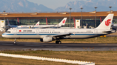 B-6675 - Airbus A321-213 - Air China