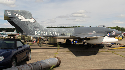 XJ494 - De Havilland DH-110 Sea Vixen FAW.2 - United Kingdom - Royal Navy