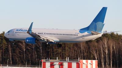 A picture of VPBPU - Boeing 7378AL - Pobeda - © Mikhail Tkachuk