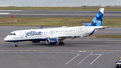 N192JB - Embraer 190-100IGW - jetBlue Airways