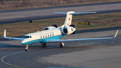 01-0028 - Gulfstream C-37A - United States - US Air Force (USAF)