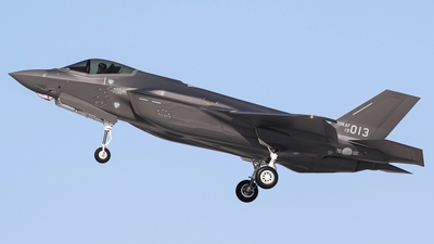 19-013 - Lockheed Martin F-35A Freedom Knight - South Korea - Air Force