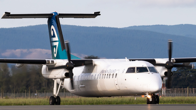 ZK-NEJ - Bombardier Dash 8-Q311 - Air New Zealand