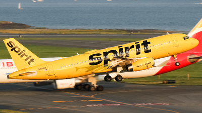 A picture of N698NK - Airbus A320232 - Spirit Airlines - © subing27