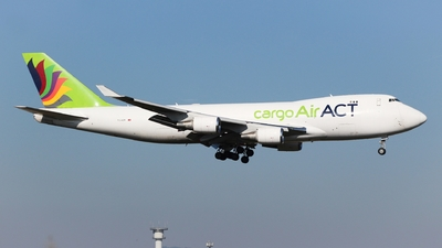 TC-ACR - Boeing 747-428ERF - ACT Airlines