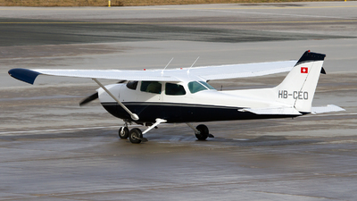 HB-CEO - Cessna 172M Skyhawk - Private