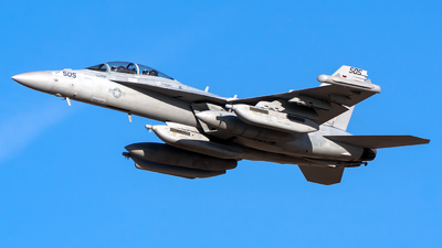 168904 - Boeing EA-18G Growler  - United States - US Navy (USN)