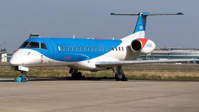 G-CKAF - Embraer ERJ-145EP - bmi Regional