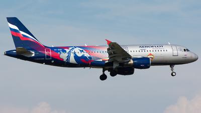 A picture of VPBWD - Airbus A320214 - [2116] - © Nicholas Carmassi