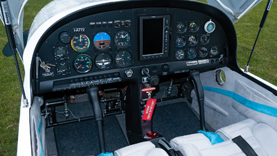 I-A772 - Evektor Eurostar SLW - Private