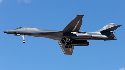 85-0066 - Rockwell B-1B Lancer - United States - US Air Force (USAF)
