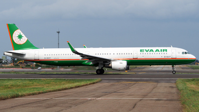B-16217 - Airbus A321-211 - Eva Air