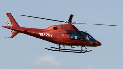 N982SS - Agusta-Westland AW-119Kx - Agusta-Westland