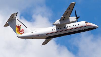 A picture of P2NAZ - De Havilland Canada Dash 8100 -  - © Brandon Giacomin