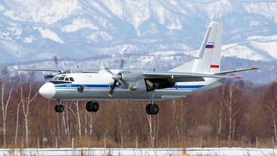 RF-26281 - Antonov An-26 - Russia - Federal Border Guards Aviation Command