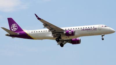 JU-8811 - Embraer 190-100LR - Hunnu Air