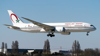 CN-RGS - Boeing 787-8 Dreamliner - Royal Air Maroc (RAM)