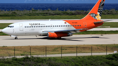 YV1381 - Boeing 737-2S3(Adv) - Rutaca Airlines
