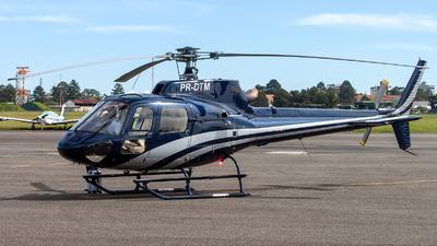 PR-DTM - Helibrás HB-350B Esquilo - Private